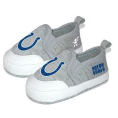 Indianapolis Colts Pre-walk Baby Shoes