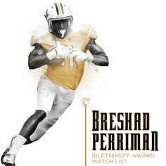 Breshad Perriman is up for the Biletnikoff Award that goes to the best wide receiver in the country. Ucf Football, Ucf Knights, Wide Receiver, Baltimore Ravens, Batman, Superhero, Country, Sewing, Fictional Characters