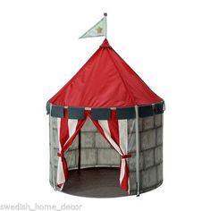 IKEA Kids Castle Tent Beboelig New Great for Play Room Pop Up | eBay