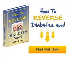 How To Reverse Diabetes Now!