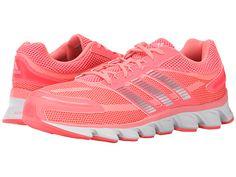 adidas Running Powerblaze W Flash Red/Silver Metallic/Light Flash Red -  6pm. Women Running ShoesWoman ...