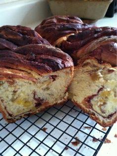 Americas Test Kitchen - Cinnamon Swirl Bread ~ MoRecipes