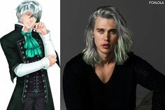 Lysandre - Austin Butler (The Shannara Chronicles). Amour Sucré, Amor Doce, My Candy Love, Live Action.
