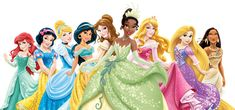 We+love+the+Disney+Princesses,+they're+sassy+and+go+after+their+dreams—just+like+us!
