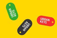 Urban Keys by Forma and Co, via Behance