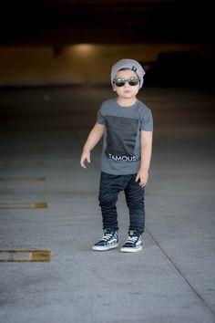 Midnight Dream French Terry Harem Pants - June 16 2019 at Baby Outfits, Trendy Boy Outfits, Outfits Niños, Boys Summer Outfits, Little Boy Outfits, Little Boy Fashion, Kids Fashion Boy, Toddler Boy Outfits, Toddler Fashion