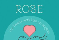 Rose - Free Font http://www.webdesignerhub.com/free-fonts-friday-4/