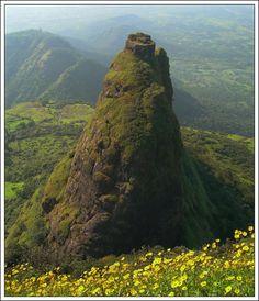Prabalgad Fort, Maharashtra ~ Popular Temples of India