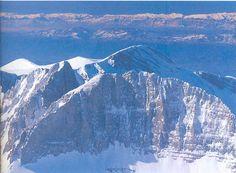 1 ΟΛΥΜΠΟΣ Greek Gods, Mountains, Country, Places, Nature, Greece, Travel, Viajes, Rural Area