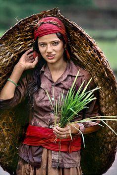 Nepal, 1983. Author: Steve McCurry.