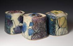 Gallery — Little Sister Pottery Ceramic Flower Pots, Ceramic Vase, Ceramic Pottery, Pottery Art, Ceramic Techniques, Pottery Techniques, Pottery Painting, Ceramic Painting, Pottery Supplies
