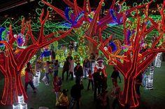 ТОП 10 міст із неймовірними різдвяними ілюмінаціями. Медельїн, Колумбія