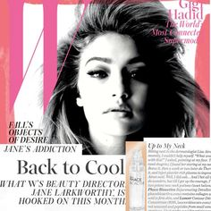 SOOO excited to be chosen by THE Jane Larkworthy for her Jane's Addiction page in the September issue of W Magazine with our Rejuvenating Décolleté Cream! #thephacelife #ph #phbalance #healthyskin #clearskin #beauty #health #wellness #editorial #natural #naturalskincare #pure #glow #happiness #gratitude #antiaging #wmag #septemberissue #buildingabrand