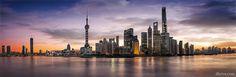 https://flic.kr/p/qo7xBh | Shanghai skyline (Pudong) | dleiva.com