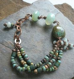 Glass &turquoise