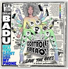 erykah badu explains why drake is an inspiration, in music and life   read   i-D
