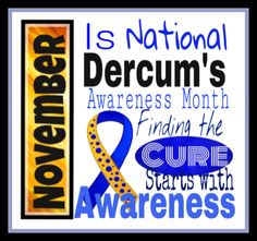 Dercum's disease awareness