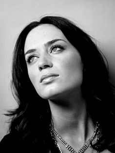 Emily Blunt. Love her and her accent!!