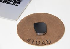 DIY Engraved Wood Mousepad