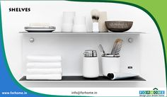 Shelves and Bath Accessories - For Home Kerala  Contact : 0484 4052222, +91 9061057333, 9995808617  Visit : www.forhome.in  #forhome #homeaccessories #modularkitchen #appliancedealers #Kitchenaccessories #kitchenappliance