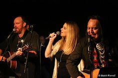 John Carter Cash with Ana Cristina and Bill Miller - https://www.facebook.com/media/set/?set=a.894934610602788.1073741910.277421069020815&type=3&uploaded=37