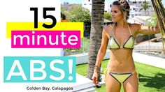 15 Minute Abs | Rebecca Louise