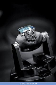 Aquamarin Ring, Santa Maria, Cufflinks, Rings For Men, Accessories, Jewelry, Fashion, Fashion Styles, Men Rings