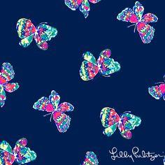 Lilly Pulitzer Fall '13- I've Got Butterflies