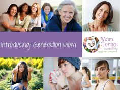 generation-mom-19076136 by Mom Central Consulting via Slideshare