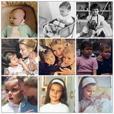 R4R Photo Spotlight: Princess Caroline's Life Year-by-Year  1957-1965