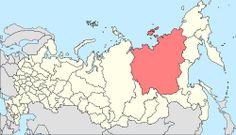 Map of Russia - Sakha (Yakutia) Republic (2008-03).svg
