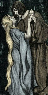 Tristan and Isolde by Robert Engels