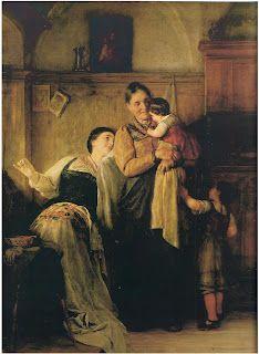 «Κούκου» (1882)του Ν. Γύζη