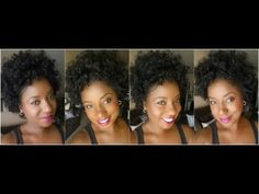 "Check out my New YouTube video ""How to get the Perfect Rod Set on Straight Natural Hair"": http://youtu.be/zMstHVlM6Jw or Go to YouTube & type in Curl Fight. Thanks & Enjoy."