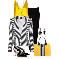 """Zebra Effect"" by daiscat on Polyvore"
