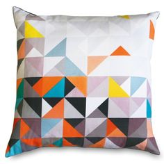 Paulistano Cushion, this pattern is perfect for a quilt
