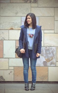 Fashion Frontier: Caperucita Azul