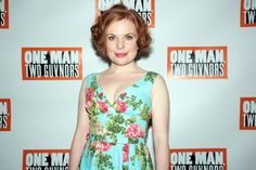 One Man, Two Guvnors Opening Night: Suzie Toase