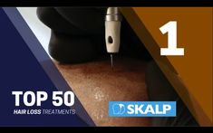 Skalp Voted #1 Hair Loss Treatment by Hairloss Review Centre