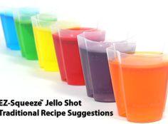 Perfect Jello Shots Recipe
