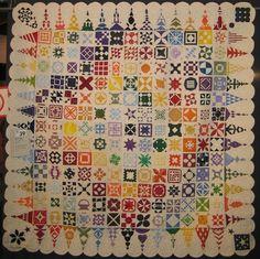 Jane A. Stickle Quilt row B: JAS-B06 – Wild Goose Chase | Charms ... : jane stickle quilt - Adamdwight.com
