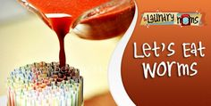 Let's Eat Worms!  It's always a good time for jello, if you're a kid, that is. Make your children's favorite food group, Jello, into the shape of worms and become an i…