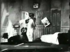 1900 - Uncle Josh's Nightmare - World's 1st MOVIE TRILOGY Part 1 #video #movie #spooky #creepy