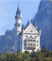 The Neuschwanstein Castle is amongst one of the most desired sightseeing and tour tourist attractions around Ostallgaeu.