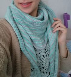stripyspringshawl