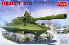 1959 ... atomic bomb proof tank!