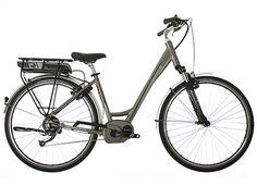 Raleigh/Bosch Captus crossbar & step-through | Axcess Electric Bikes