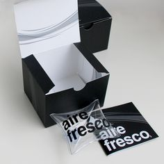 aire fresco packaging.