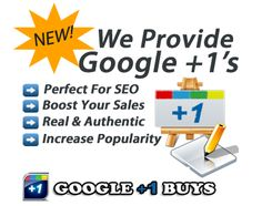 Get 200+ #Google+ Votes/Pluses for only $5. And get 200+ more Votes/Pluses for another $4. Perfect your #SEO, Boost your sales, get important social signals/backlinks for your posts and increase your popularity on #GooglePlus with this service. Check out the offer for more details: http://digesale.com/jobs/internet-marketing/get-200-google-plus-one-votes-for-increased-seo/