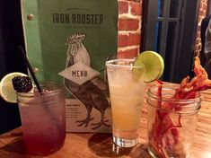 Nothing like a great cocktail with a side of bacon. You can enjoy both, plus breakfast all day and delicious southern favorites at Iron Rooster, in downtown Annapolis, Maryland. Downtown Annapolis, Annapolis Maryland, Maryland Day Trips, Restaurant Drinks, Tasty, Yummy Food, Best Places To Eat, Weekend Getaways, Rooster